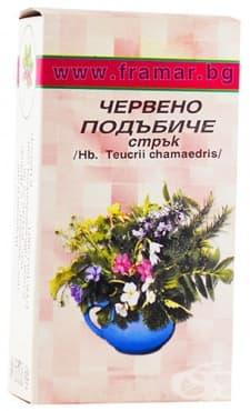 Изображение към продукта ЧЕРВЕНО ПОДЪБИЧЕ СТРЪК