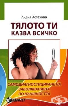 Изображение към продукта ТЯЛОТО ТИ КАЗВА ВСИЧКО - Л. АСТАХОВА