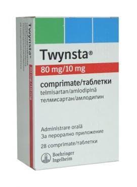 ТУИНСТА табл. 80 мг. / 10 мг. * 28 - изображение