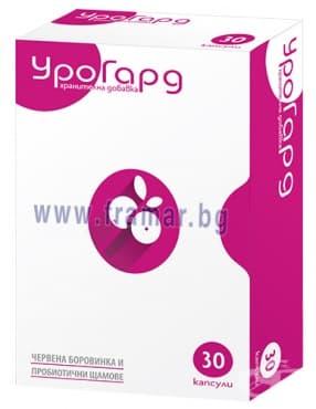 Изображение към продукта УРОГАРД капсули * 30 НОБЕЛ