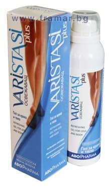 Изображение към продукта АБОФАРМА ВАРИСТАЗИ гел за крака и тяло 75 мл.