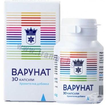 Изображение към продукта ВАРУНАТ капсули * 30