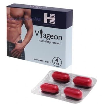ВИАГЕОН таблетки * 4 - изображение
