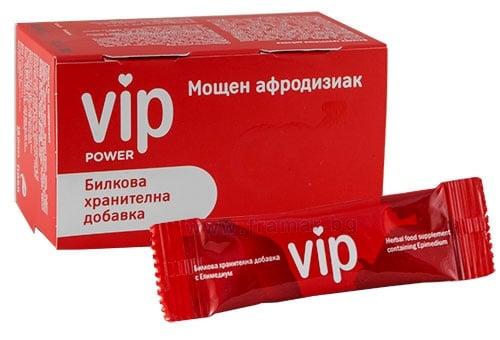 Изображение към продукта ВИП ПАУЪР дози * 10