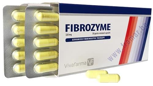 Изображение към продукта ФИБРОЗИМ стомашно-устойчиви капсули * 30