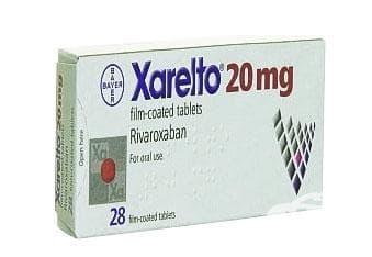 КСАРЕЛТО табл. 20 мг. * 28 - изображение