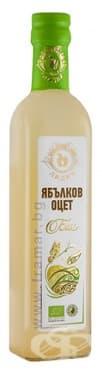 Изображение към продукта БИО ЯБЪЛКОВ ОЦЕТ 500 мл ЛИДИЯ