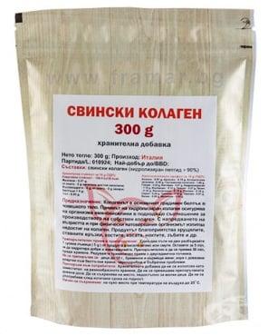 Изображение към продукта СВИНСКИ КОЛАГЕН 300 гр. ЯЖ ПОЛЕЗНО