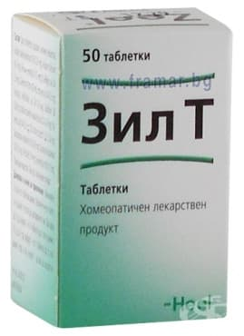 Изображение към продукта ЗИЙЛ Т таблетки * 50