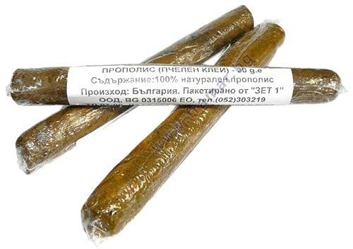 Изображение към продукта ПРОПОЛИС (ПЧЕЛЕН КЛЕЙ) - ПУРА 30 г БИЛБО