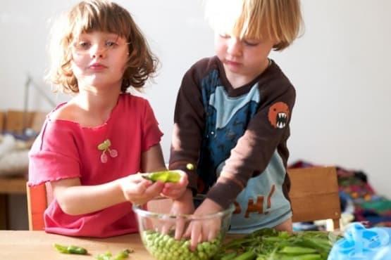 12 начина за повишаване на независимостта при децата - изображение