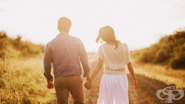 Най-любящото нещо, което можете да кажете на партньора си - изображение