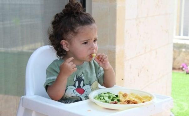 Как се развиват хранителните предпочитания при бебетата - изображение