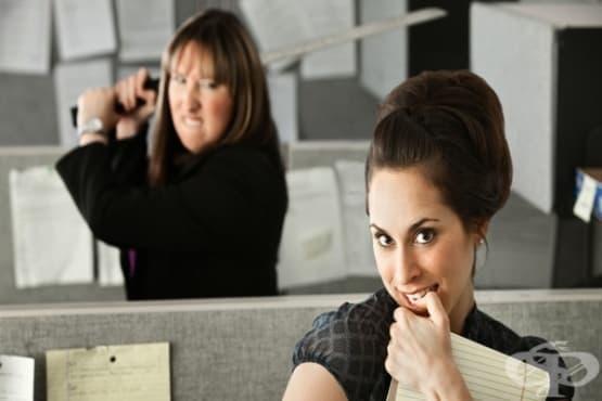 5 признака, че колегата ни е психопат - изображение
