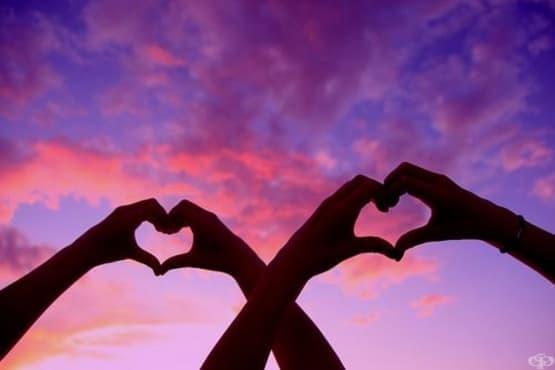 7 начина да изразим любов и да култивираме щастие - изображение