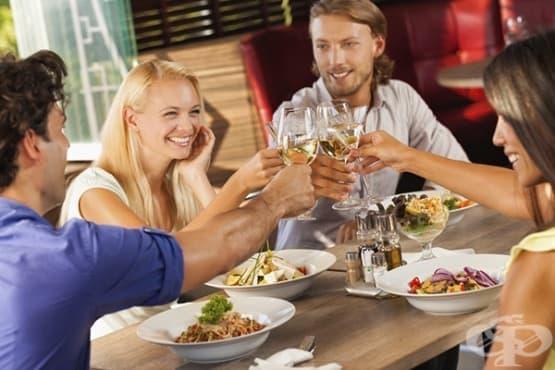 8 психологически трика, използвани от ресторантите - изображение