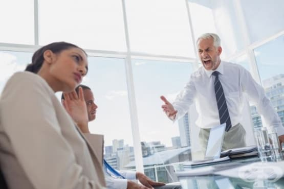 Какво да направим, ако сме си изпуснали нервите на работното място - изображение