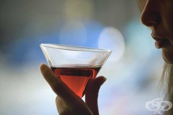 Алкохолът е депресант - изображение