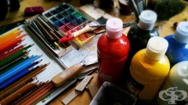 Примитивното изкуство като терапия: предложения за всеки случай - изображение