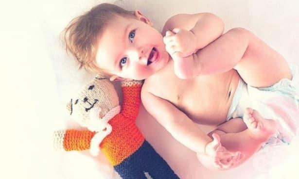 Как да познаем надареното бебе - изображение