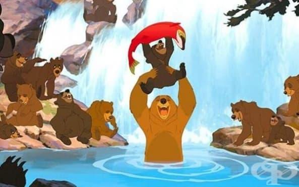 """Анимационният филм """"Братът на мечката"""" – един пример за личностен растеж  - изображение"""