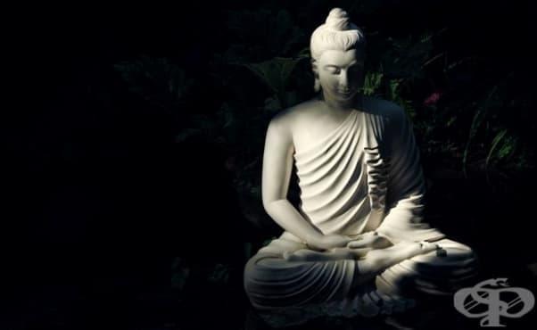 Дзен притча за егоизма: статуетката на Буда с черния нос - изображение