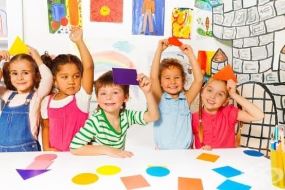 Защо е важно познаването на цветове и форми за развитието на децата и как да им помогнете - изображение