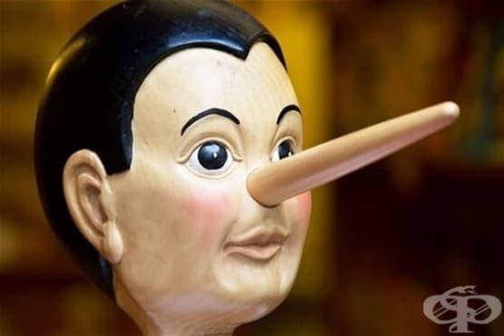 Да надникнем в ума на лъжеца - изображение