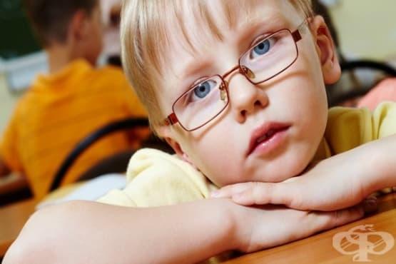 Децата също страдат от стрес - изображение