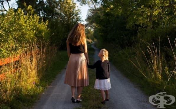 Фрази, които родителите могат да използват, за да успокоят тревожно дете – Част 1 - изображение
