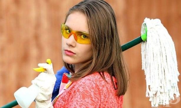 Домакинската работа може да бъде терапевтична - изображение