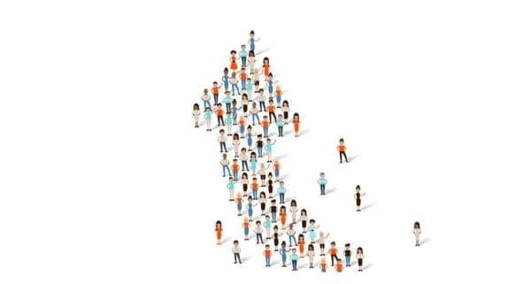 Ефектът на присъединяване към мнозинството като когнитивно изкривяване - изображение