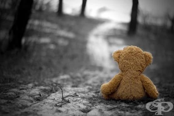 Емоционалното изоставяне пречупва психиката - изображение