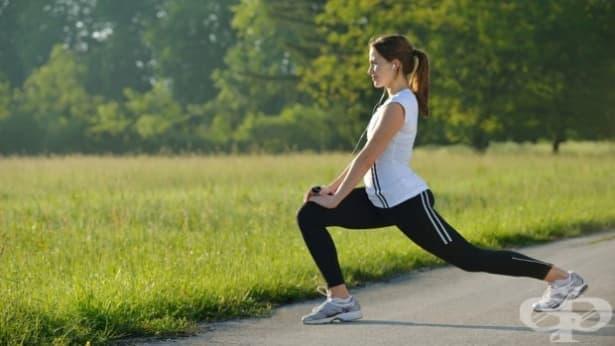Физическите упражнения и психичното здраве - изображение