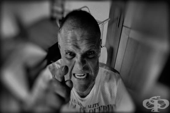 Гневът — предвестник ли е на личностово разстройство - изображение
