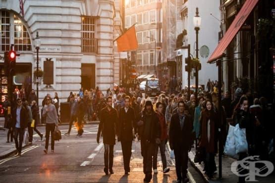 Градска психология: как градовете определят психичното ни здраве - изображение