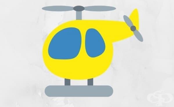 Техника за самопомощ: Изгледът от хеликоптер - изображение