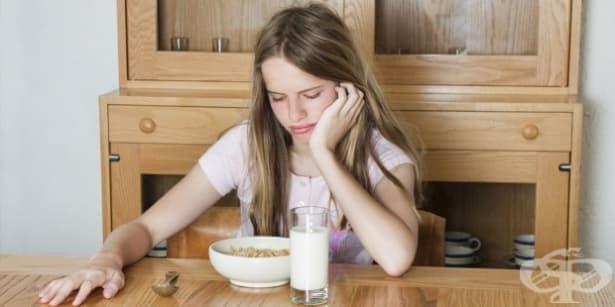Ролята на родителите в хранителните разстройства - изображение