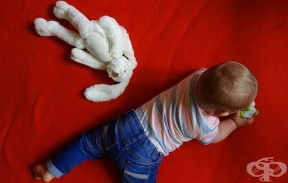 Изборът, който прави бебето, всъщност не е случаен, твърдят учени - изображение