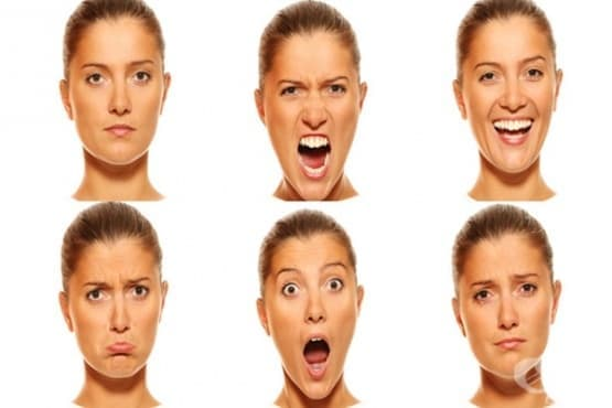 Изследване — тревожността затруднява ли разпознаването на чуждите емоции - изображение
