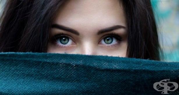 Как умът ни използва очите - изображение