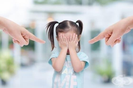 Каква форма може да приеме злоупотребата с деца - изображение