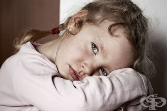 Симптоми на депресия при децата - изображение