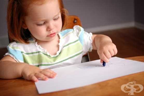 Когнитивно развитие през третата година на детството - изображение