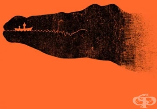 Първата картина, която виждате, разкрива текущото ви състояние - част 1 - изображение