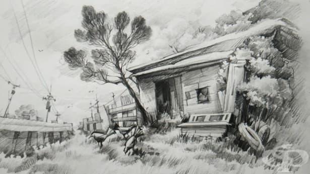 Малката къща: притча, с която да видите света с нови очи - изображение