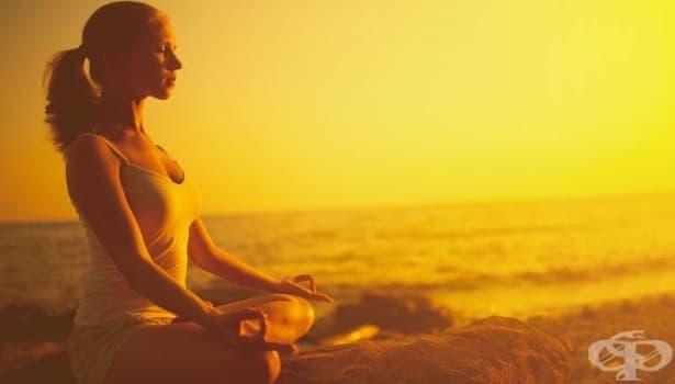 Дори кратката медитация може да редуцира нивото на стреса - изображение