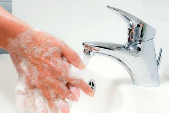Кога прекомерното миене на ръце е признак на ОКР - изображение