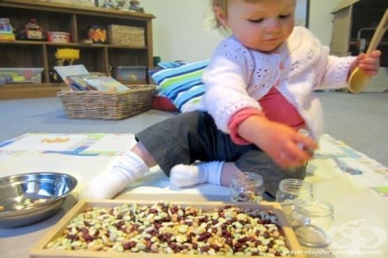Моторните умения - ключ за развитие на бебешкия ум - изображение