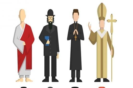 Накратко за ролята на религията - изображение